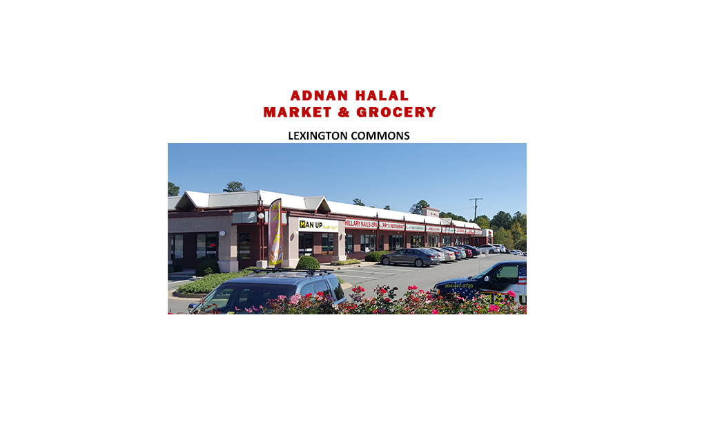 Adnan Halal Market Expands to 2,780 SF in Lexington Commons
