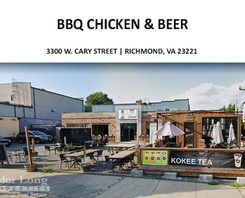 BBQ Chicken & Beer