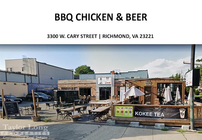 Carytown BBQ Chicken